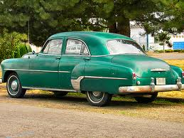 chevy 1950
