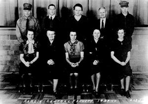 Hardin Central Original staff