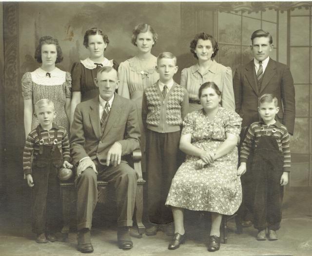 Thomas Family 03072017