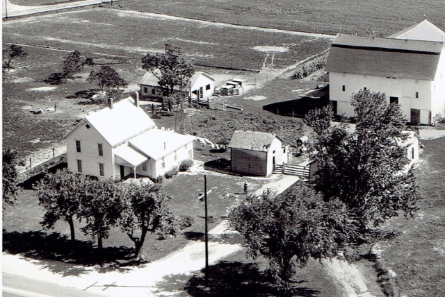 Crates Farm 1950's cropped