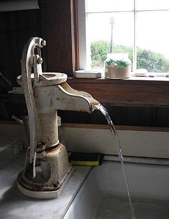 pump sink