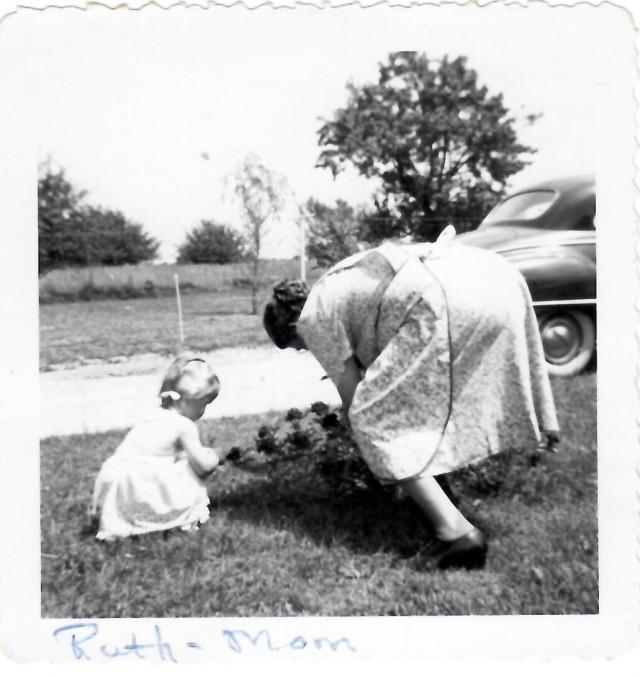 Ruth and Grandma Ruth